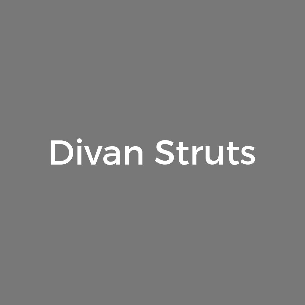 Divan Struts
